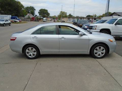 2007 Toyota Camry for sale in Waterloo, IA