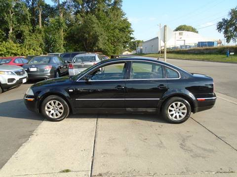 2003 Volkswagen Passat for sale in Waterloo, IA