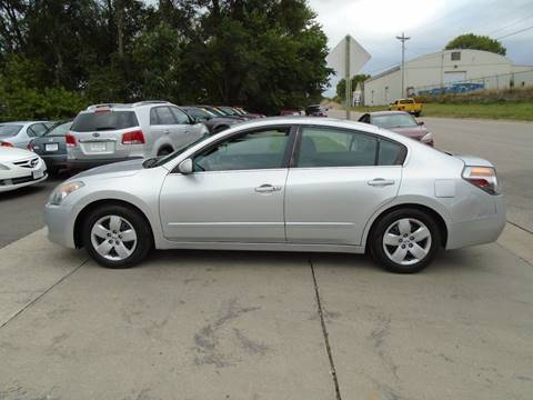 2008 Nissan Altima for sale in Waterloo, IA