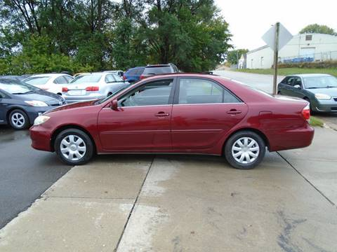 2005 Toyota Camry for sale in Waterloo, IA