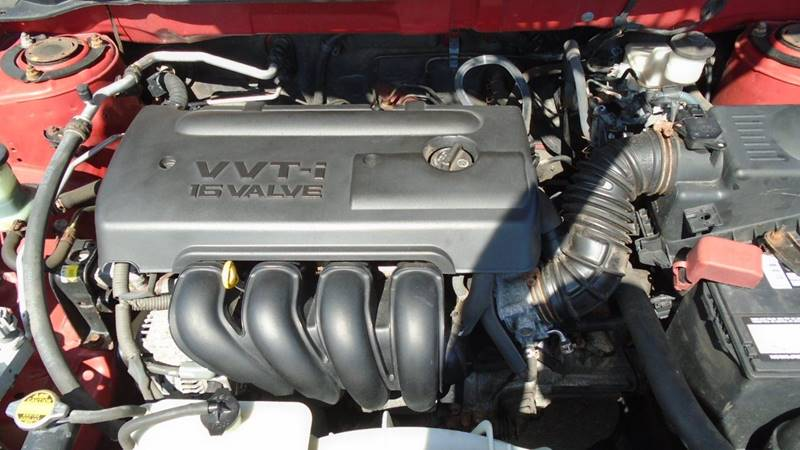 toyota matrix 2006 engine number