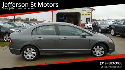 2011 Honda Civic for sale in Waterloo, IA