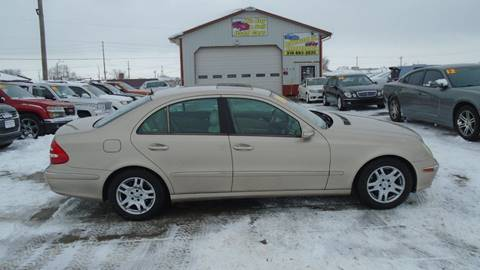 2004 Mercedes-Benz E-Class for sale in Waterloo, IA