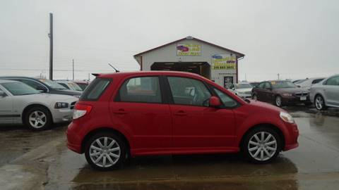 2011 Suzuki SX4 Sportback for sale in Waterloo, IA