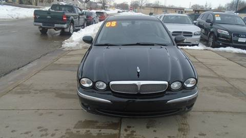 2008 Jaguar X-Type for sale in Waterloo, IA