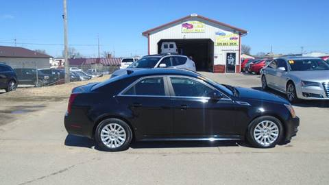 Used Cars Waterloo >> 2011 Cadillac Cts For Sale In Waterloo Ia