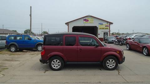 2006 Honda Element for sale in Waterloo, IA