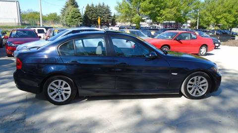 2006 BMW 3 Series for sale at Jefferson St Motors in Waterloo IA