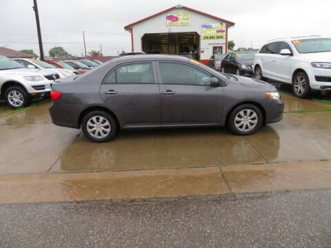 2009 Toyota Corolla for sale at Jefferson St Motors in Waterloo IA