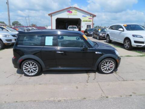 2010 MINI Cooper Clubman for sale at Jefferson St Motors in Waterloo IA