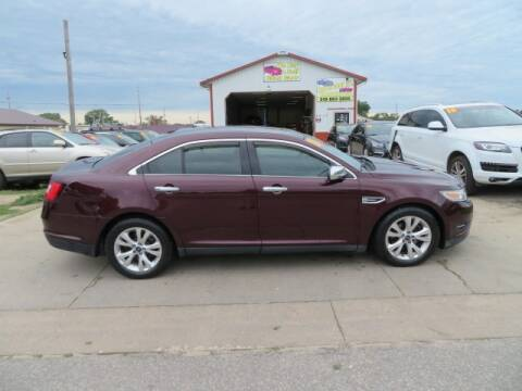 2011 Ford Taurus for sale at Jefferson St Motors in Waterloo IA