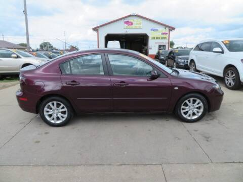 2007 Mazda MAZDA3 for sale at Jefferson St Motors in Waterloo IA