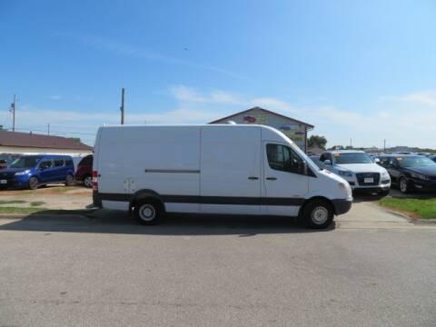 2012 Mercedes-Benz Sprinter Cargo for sale at Jefferson St Motors in Waterloo IA