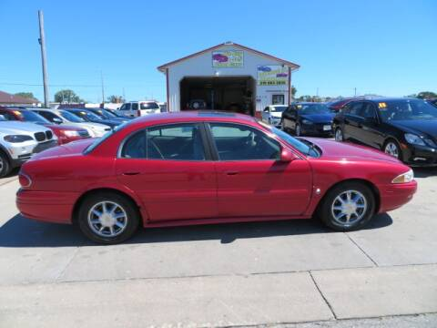 2003 Buick LeSabre for sale at Jefferson St Motors in Waterloo IA