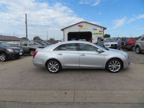 2014 Cadillac XTS for sale at Jefferson St Motors in Waterloo IA