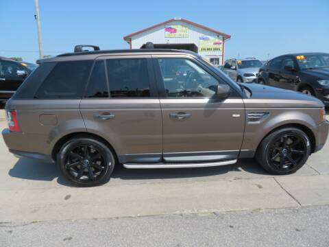 2010 Land Rover Range Rover Sport for sale at Jefferson St Motors in Waterloo IA