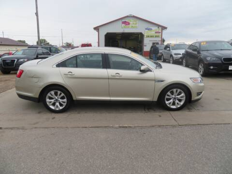 2010 Ford Taurus for sale at Jefferson St Motors in Waterloo IA