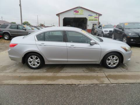 2010 Honda Accord for sale at Jefferson St Motors in Waterloo IA