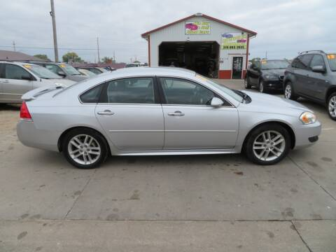2012 Chevrolet Impala for sale at Jefferson St Motors in Waterloo IA