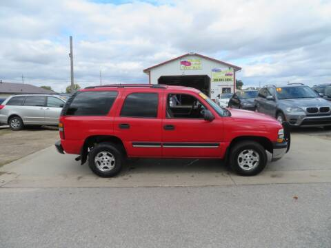2006 Chevrolet Tahoe for sale at Jefferson St Motors in Waterloo IA