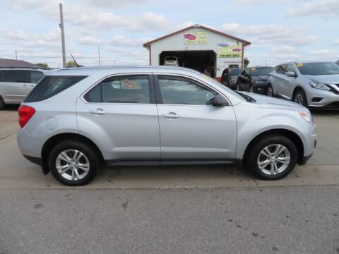 2013 Chevrolet Equinox for sale at Jefferson St Motors in Waterloo IA