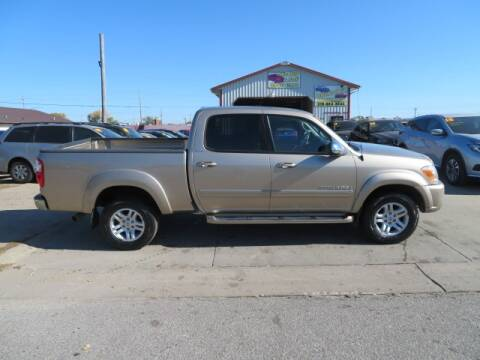 2006 Toyota Tundra for sale at Jefferson St Motors in Waterloo IA