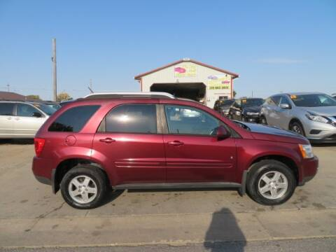 2007 Pontiac Torrent for sale at Jefferson St Motors in Waterloo IA