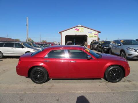 2010 Chrysler 300 for sale at Jefferson St Motors in Waterloo IA