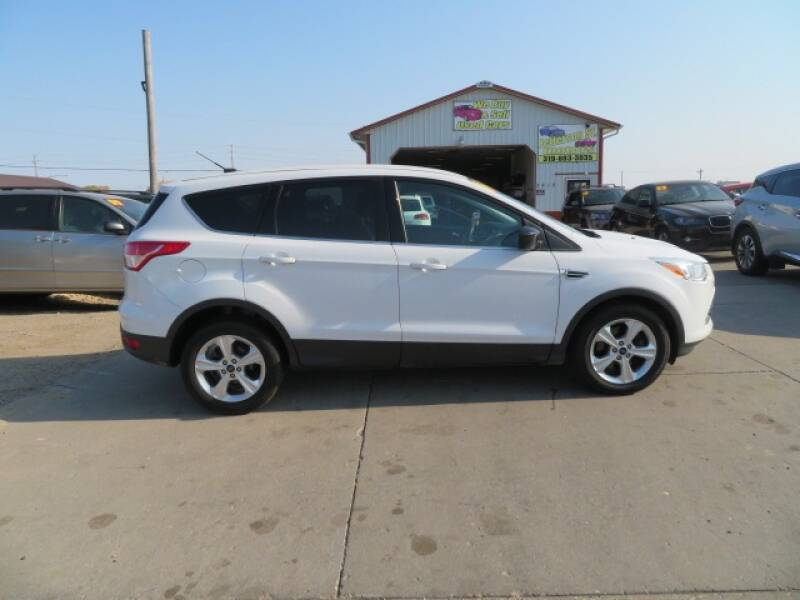 2014 Ford Escape for sale at Jefferson St Motors in Waterloo IA