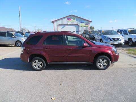 2007 Chevrolet Equinox for sale at Jefferson St Motors in Waterloo IA