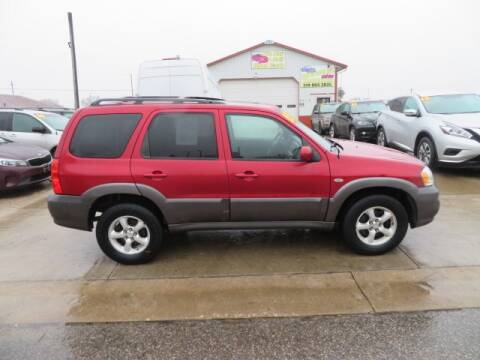 2005 Mazda Tribute for sale at Jefferson St Motors in Waterloo IA