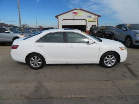 2008 Toyota Camry for sale at Jefferson St Motors in Waterloo IA