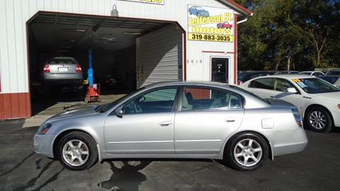 2006 Nissan Altima for sale in Waterloo, IA