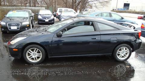 2000 Toyota Celica for sale in Waterloo, IA