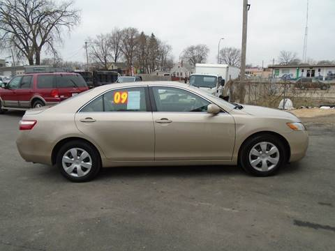 2009 Toyota Camry for sale in Waterloo, IA