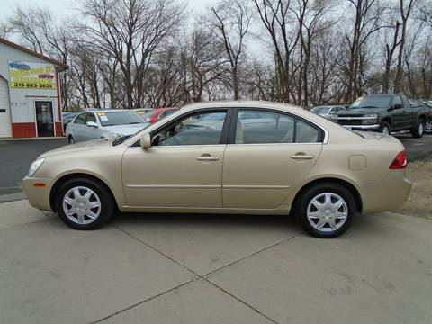 2007 Kia Optima for sale in Waterloo, IA