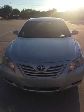 2008 Toyota Camry for sale in Dallas TX