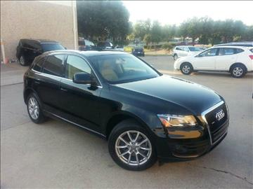 2009 Audi Q5 for sale in Dallas TX
