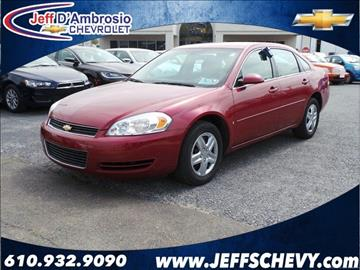 2006 Chevrolet Impala for sale in Oxford, PA