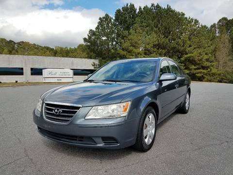 2009 Hyundai Sonata for sale in Marietta, GA