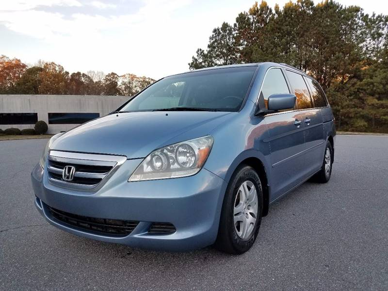 2007 Honda Odyssey EX L 4dr Mini Van W/Navi And DVD
