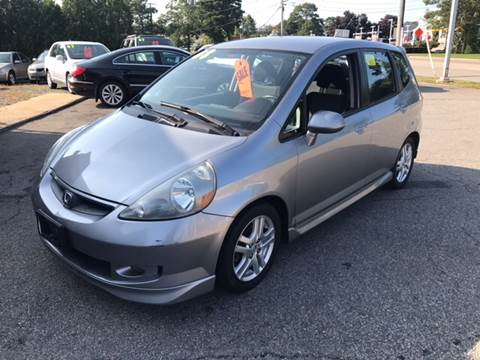 2008 Honda Fit for sale in South Yarmouth, MA