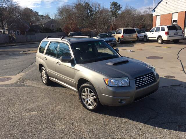 2006 subaru forester xt limited
