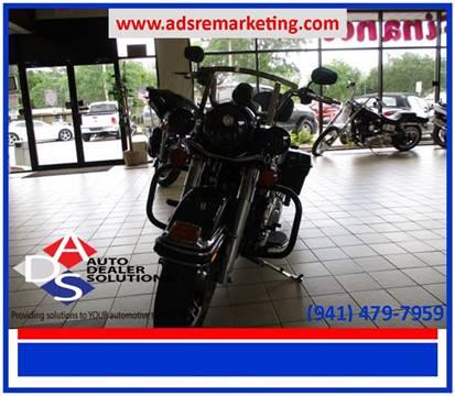2013 Harley-Davidson Road King for sale in Palmetto, FL
