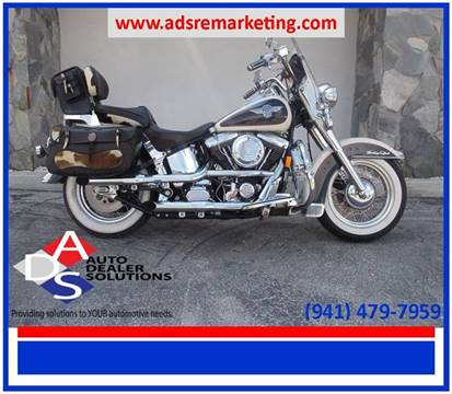 1993 Harley-Davidson HERITAGE EDITION SOFT TAIL