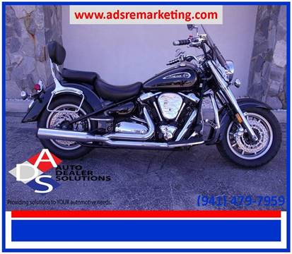2009 Yamaha V-Star for sale in Palmetto, FL