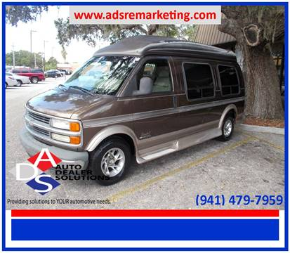 1997 Chevrolet Chevy Van for sale in Palmetto, FL
