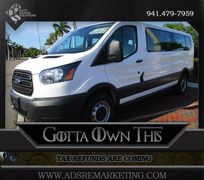 2015 Ford Transit Passenger for sale in Palmetto, FL