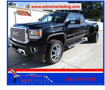 2015 GMC Sierra 3500HD for sale in Palmetto, FL