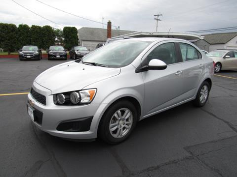 2015 Chevrolet Sonic for sale in Stevens Point, WI